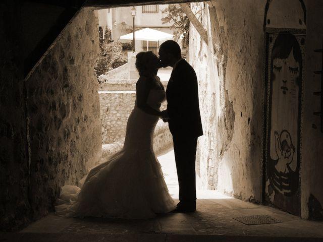 La boda de Joaquin y Esther en San Clemente, Cuenca 17