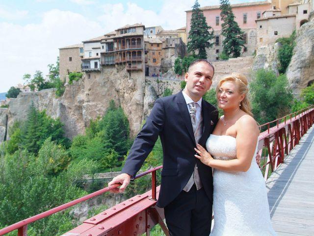 La boda de Joaquin y Esther en San Clemente, Cuenca 18