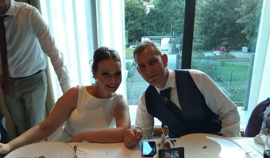 La boda de Roberto y Esther en La Encina, Cantabria