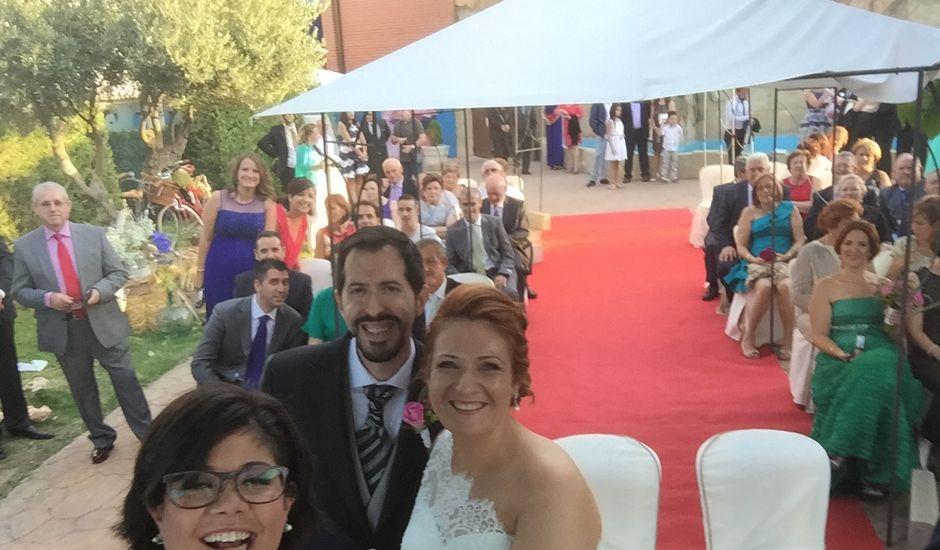 La boda de David y Nuria en Teruel, Teruel