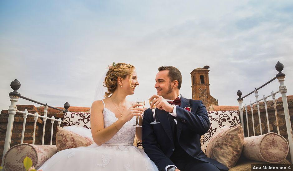 La boda de José Manuel y Matilda en Almaden, Ciudad Real