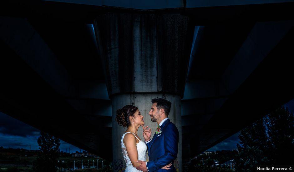 La boda de Marcos y Ana en Ponferrada, León
