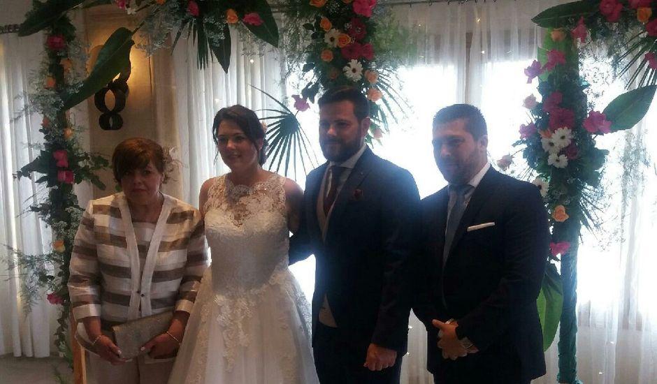 La boda de Sergio y Aida en Xàbia/jávea, Alicante