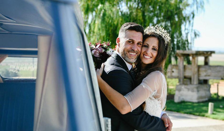 La boda de Juan Fernandez y Teresa Arriazu en Arguedas, Navarra