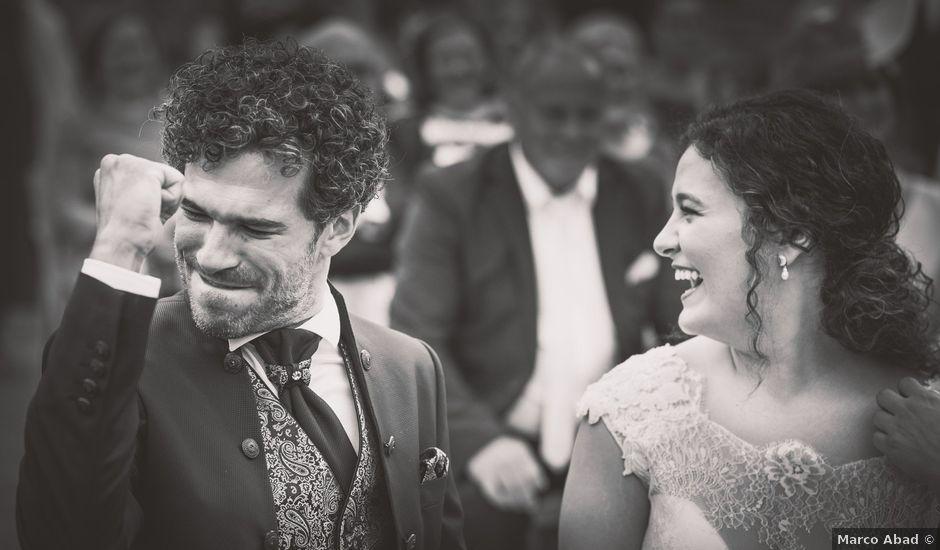 La boda de Marcos y Fátima en Viveiro (Casco Urbano), Lugo