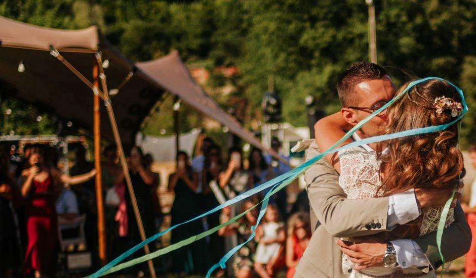 La boda de Marta  y Jofre  en Pueblo Montagut, Girona
