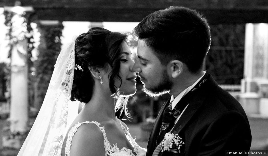 La boda de Dario y Vanesa en Antequera, Málaga