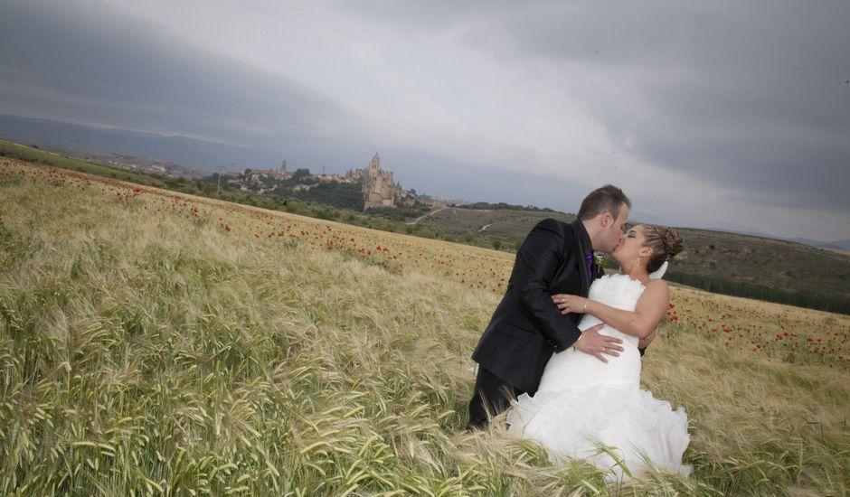 La boda de Alicia y Samuel en Segovia, Segovia