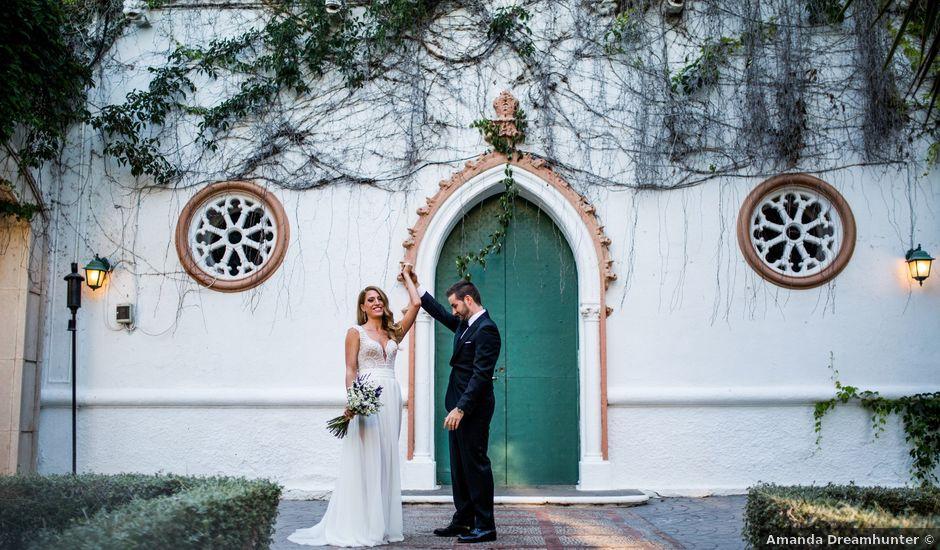 La boda de Manolo y Patricia en El Puig, Valencia