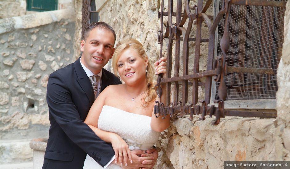 La boda de Joaquin y Esther en San Clemente, Cuenca