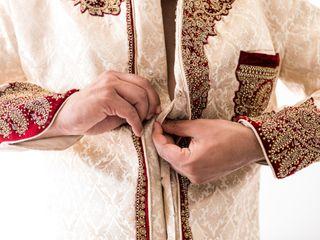 La boda de Naz y Ish 2