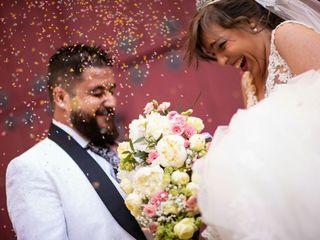 La boda de Vanessa y Jose Luis