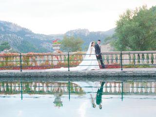 La boda de Tamara y Ronny