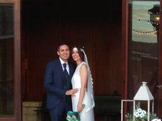 La boda de Sandra y Aurelio