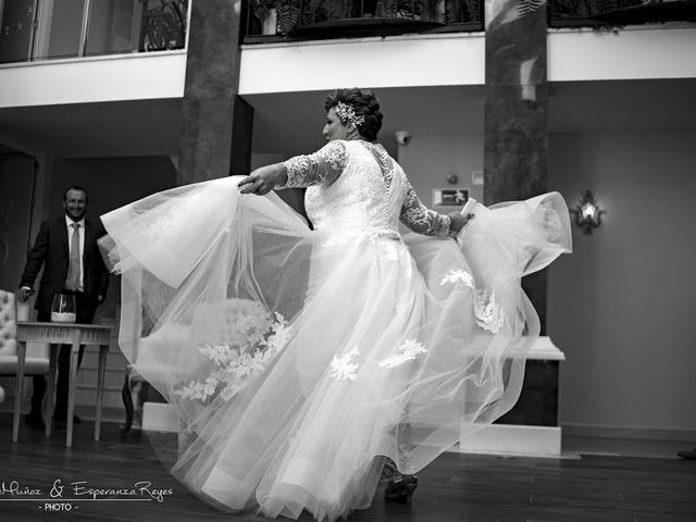 La boda de Jose y Eva en Lora De Estepa, Sevilla 3