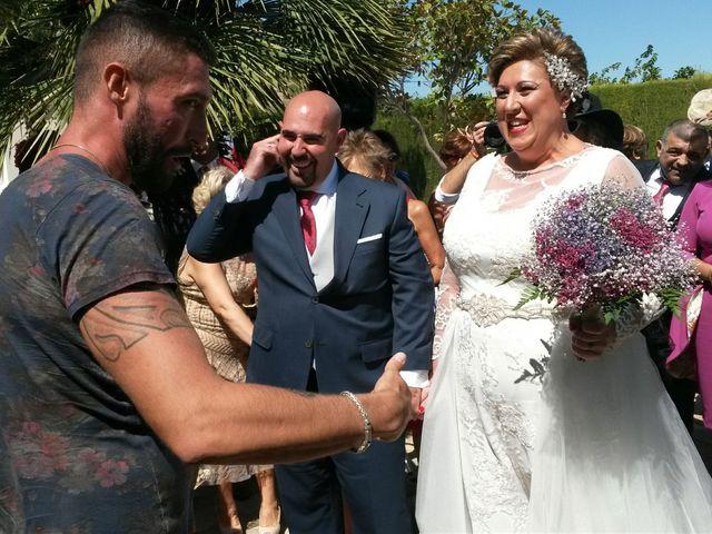 La boda de Jose y Eva en Lora De Estepa, Sevilla 4