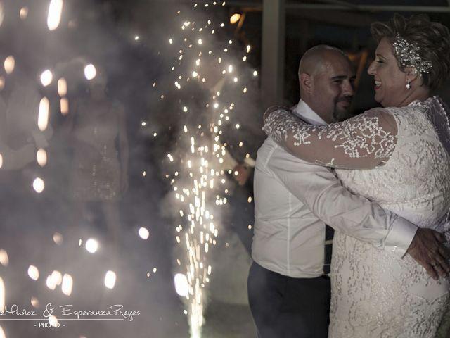 La boda de Jose y Eva en Lora De Estepa, Sevilla 5