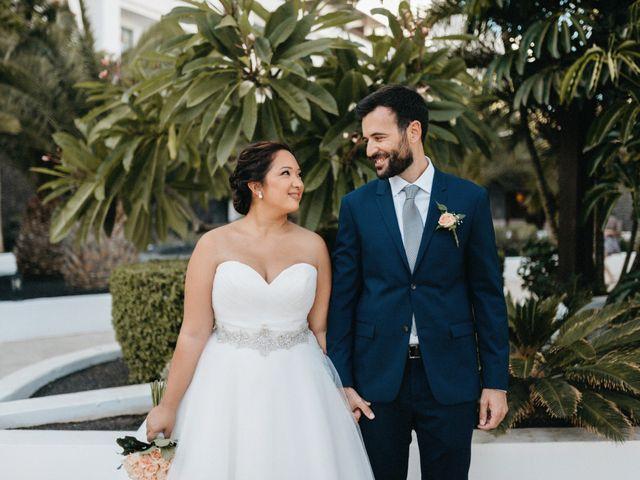 La boda de Francisco y Elisa en Puerto Del Carmen, Las Palmas 18