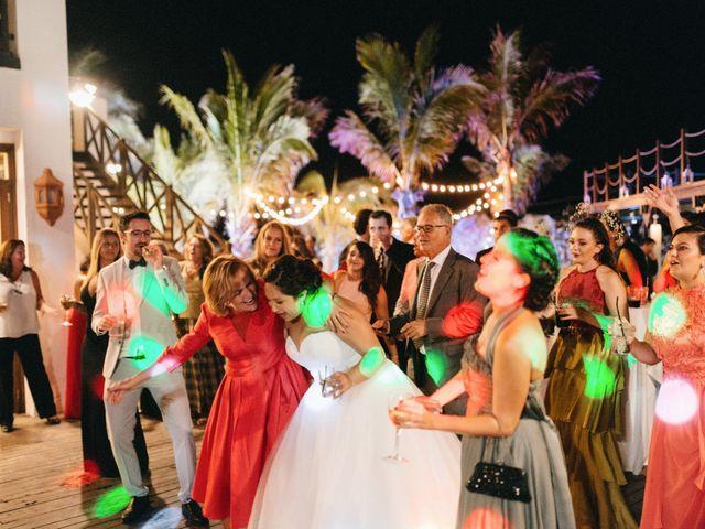 La boda de Francisco y Elisa en Puerto Del Carmen, Las Palmas 30