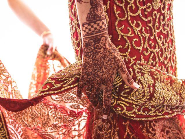 La boda de Ish y Naz en Cala Conta, Islas Baleares 6