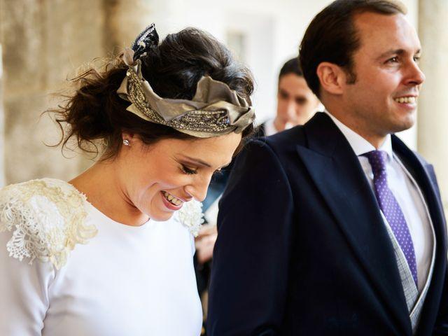 La boda de Clara y Antonio