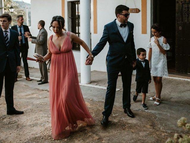 La boda de Carlos y Vanesa en Prado Del Rey, Cádiz 54