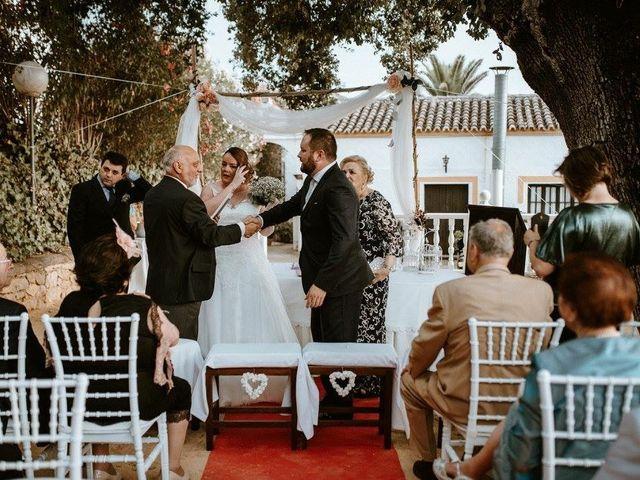 La boda de Carlos y Vanesa en Prado Del Rey, Cádiz 90