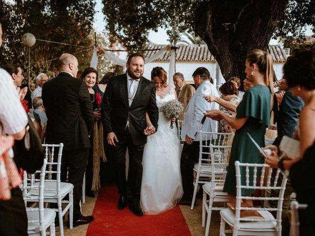 La boda de Carlos y Vanesa en Prado Del Rey, Cádiz 99