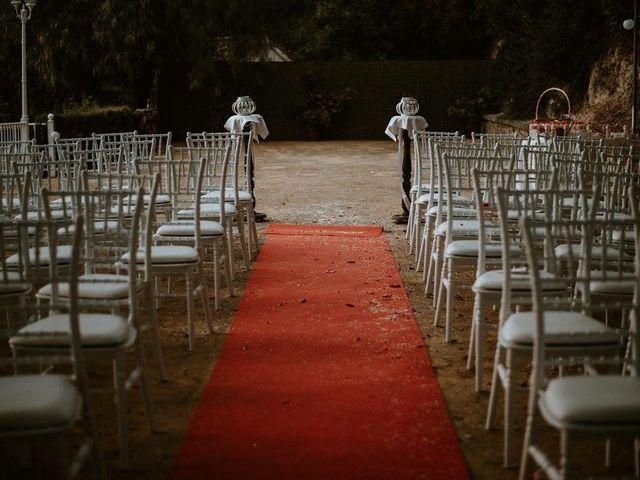 La boda de Carlos y Vanesa en Prado Del Rey, Cádiz 110