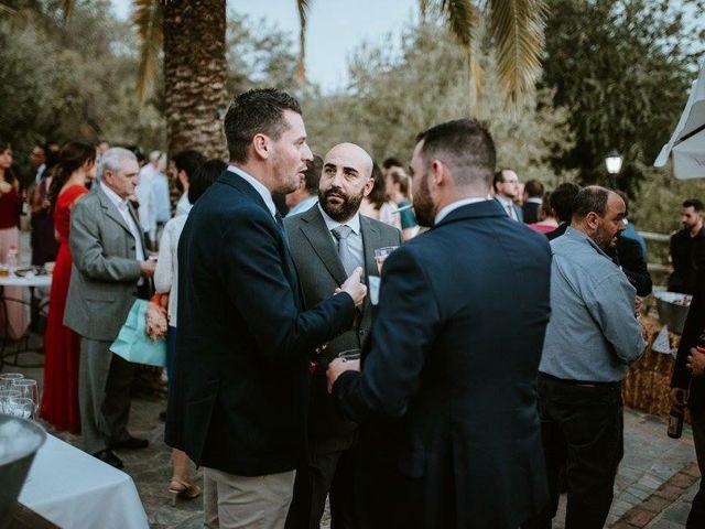 La boda de Carlos y Vanesa en Prado Del Rey, Cádiz 122