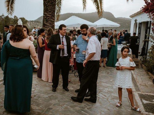 La boda de Carlos y Vanesa en Prado Del Rey, Cádiz 125