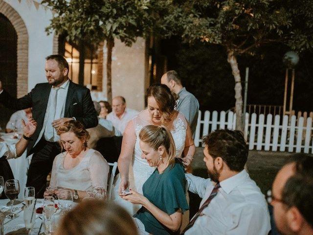 La boda de Carlos y Vanesa en Prado Del Rey, Cádiz 161