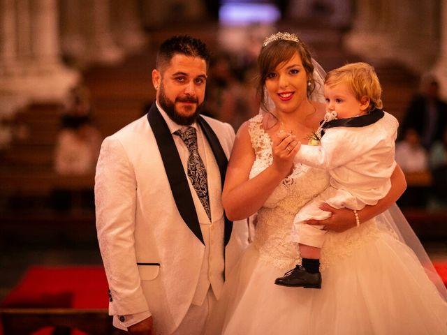 La boda de Jose Luis y Vanessa en Salamanca, Salamanca 1
