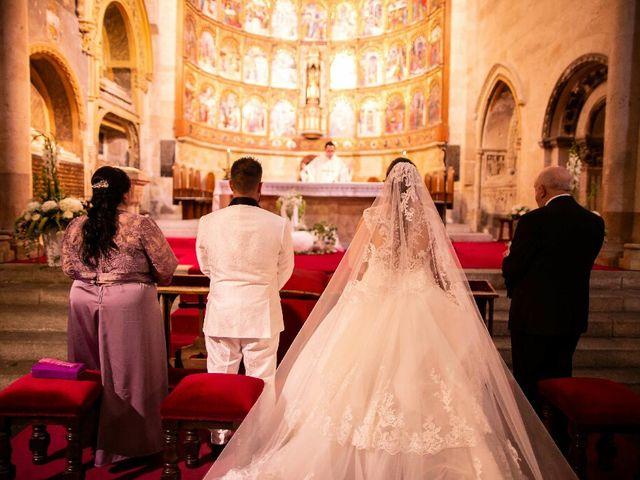 La boda de Jose Luis y Vanessa en Salamanca, Salamanca 2