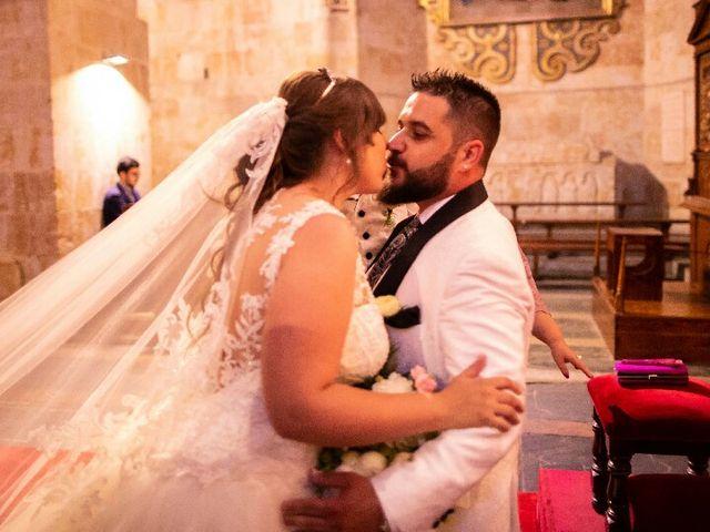 La boda de Jose Luis y Vanessa en Salamanca, Salamanca 11