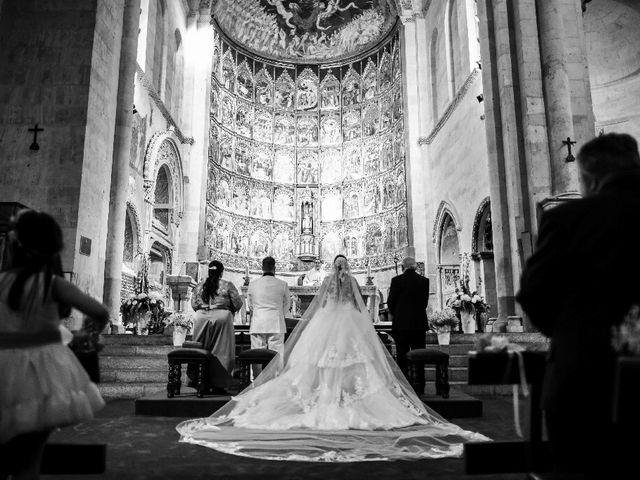 La boda de Jose Luis y Vanessa en Salamanca, Salamanca 17