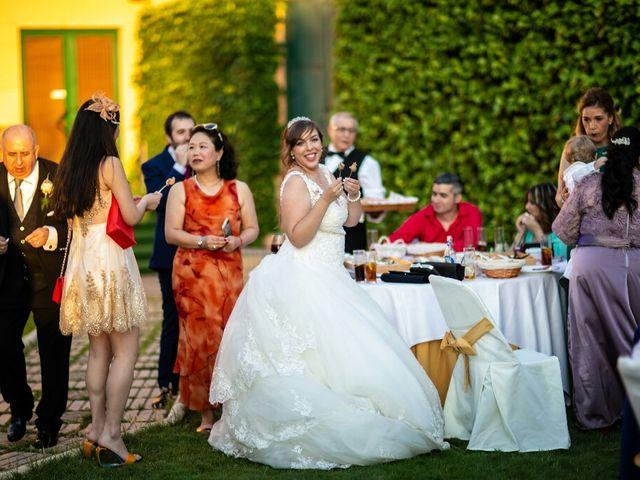 La boda de Jose Luis y Vanessa en Salamanca, Salamanca 29