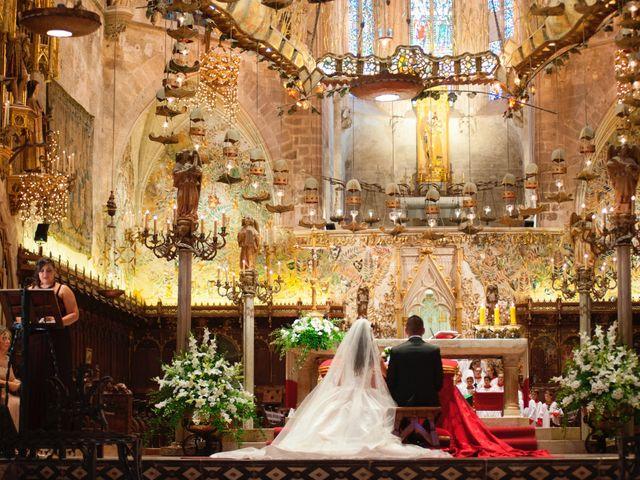 La boda de Ronny y Tamara en Palma De Mallorca, Islas Baleares 1
