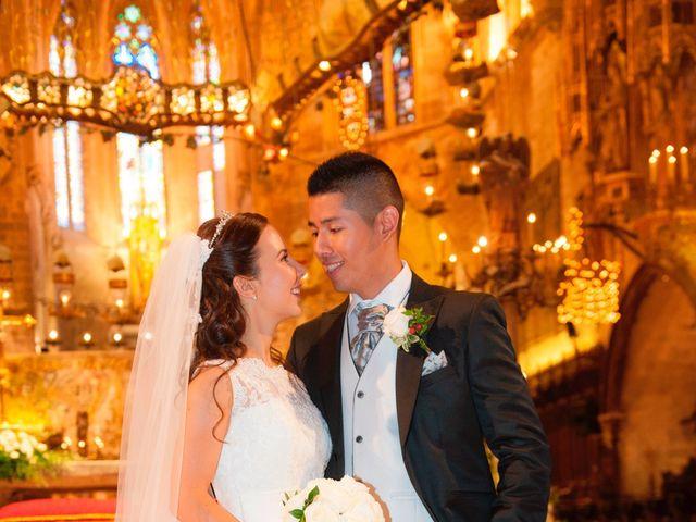 La boda de Ronny y Tamara en Palma De Mallorca, Islas Baleares 13