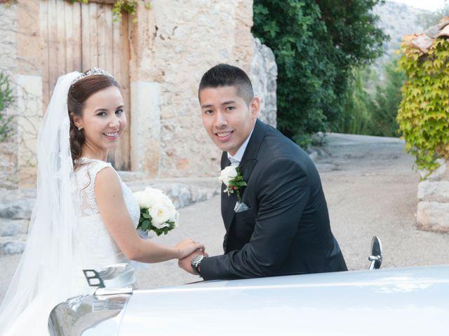 La boda de Ronny y Tamara en Palma De Mallorca, Islas Baleares 18