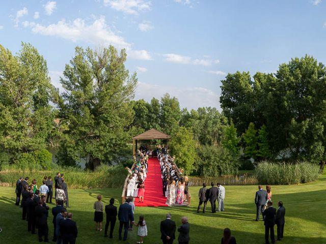 La boda de Alex y Rebeca en Valladolid, Valladolid 17