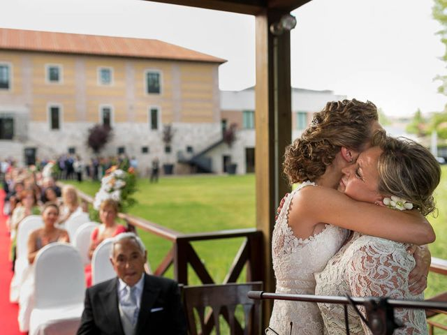 La boda de Alex y Rebeca en Valladolid, Valladolid 24