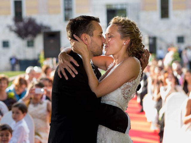 La boda de Rebeca y Alex