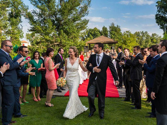 La boda de Alex y Rebeca en Valladolid, Valladolid 25