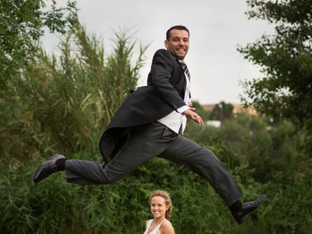 La boda de Alex y Rebeca en Valladolid, Valladolid 28