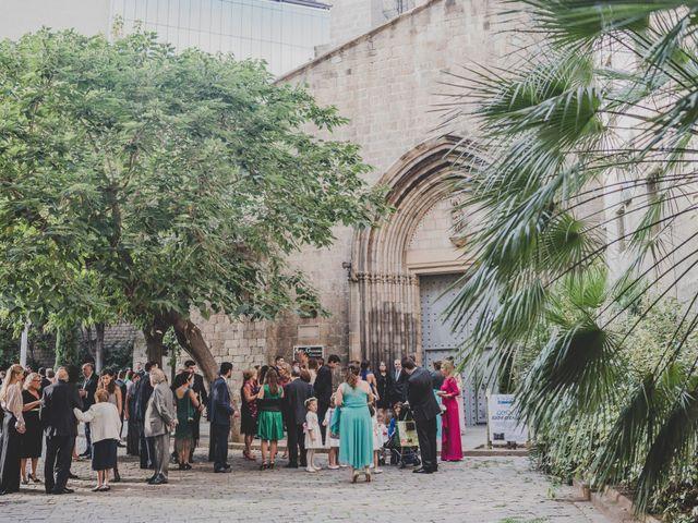 La boda de Pablo y Carla en Barcelona, Barcelona 43
