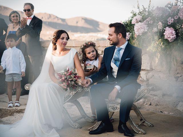La boda de Danae y Luis