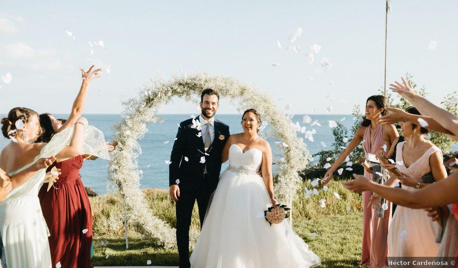La boda de Francisco y Elisa en Puerto Del Carmen, Las Palmas