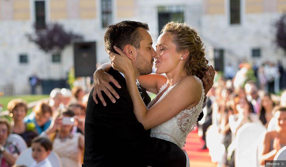 La boda de Alex y Rebeca en Valladolid, Valladolid