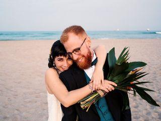 La boda de Cuca y Dani